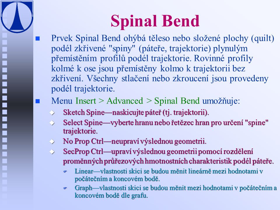 Spinal Bend