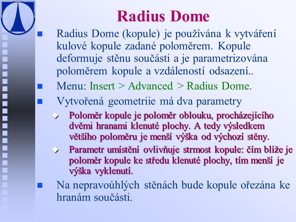 Radius Dome
