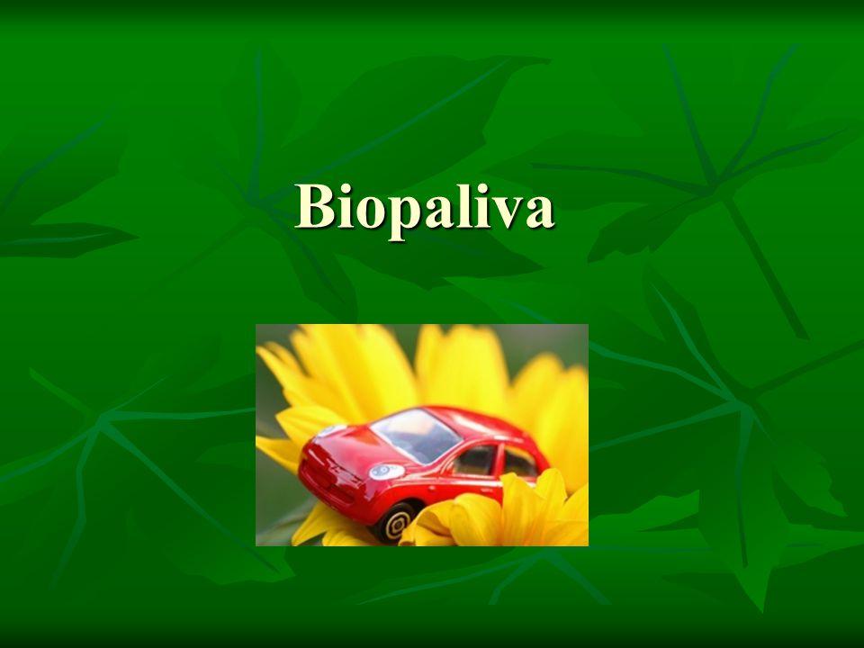 Biopaliva