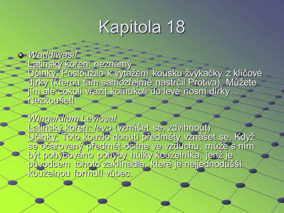 Kapitola 18