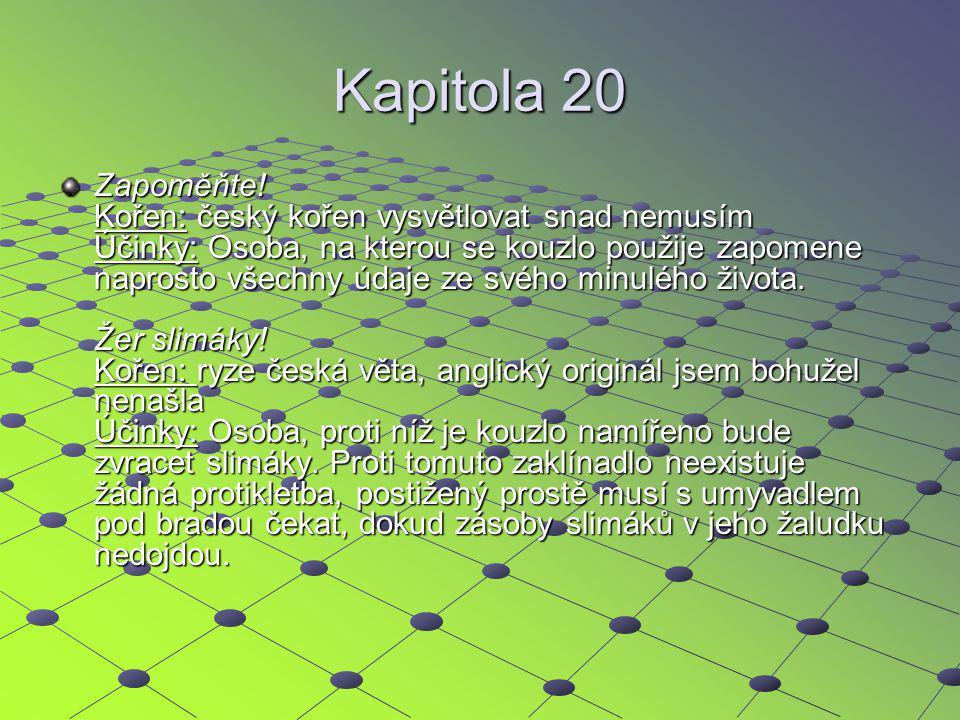 Kapitola 20