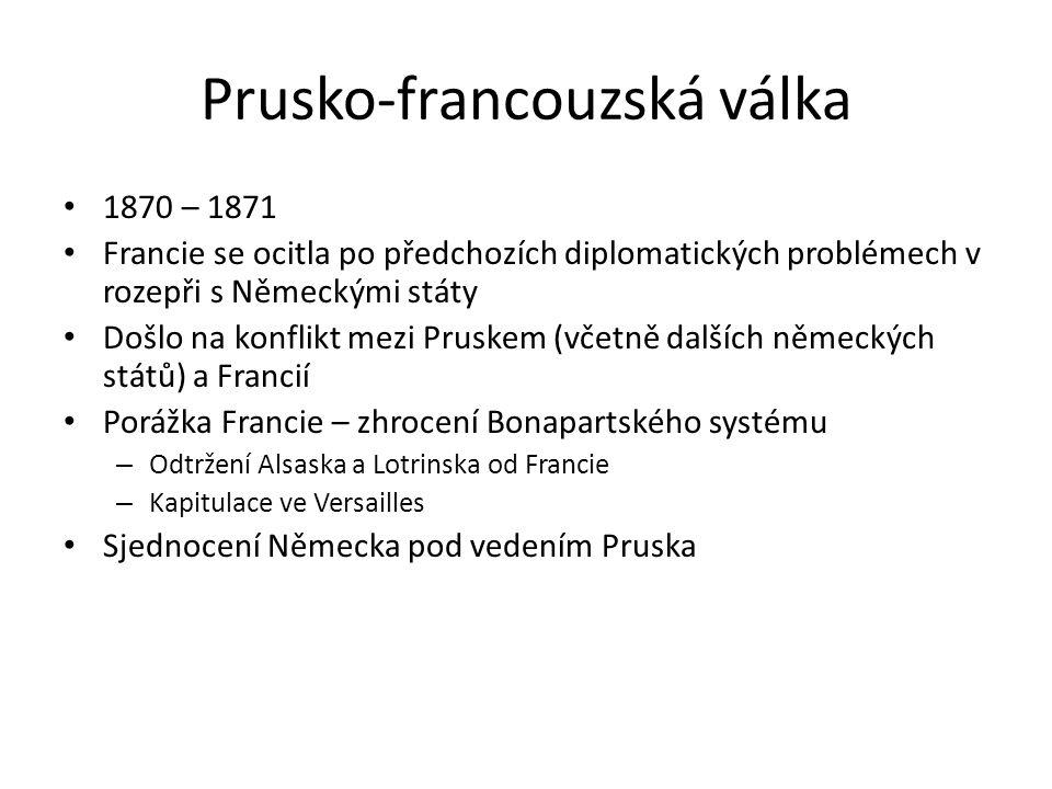 Prusko-francouzská válka