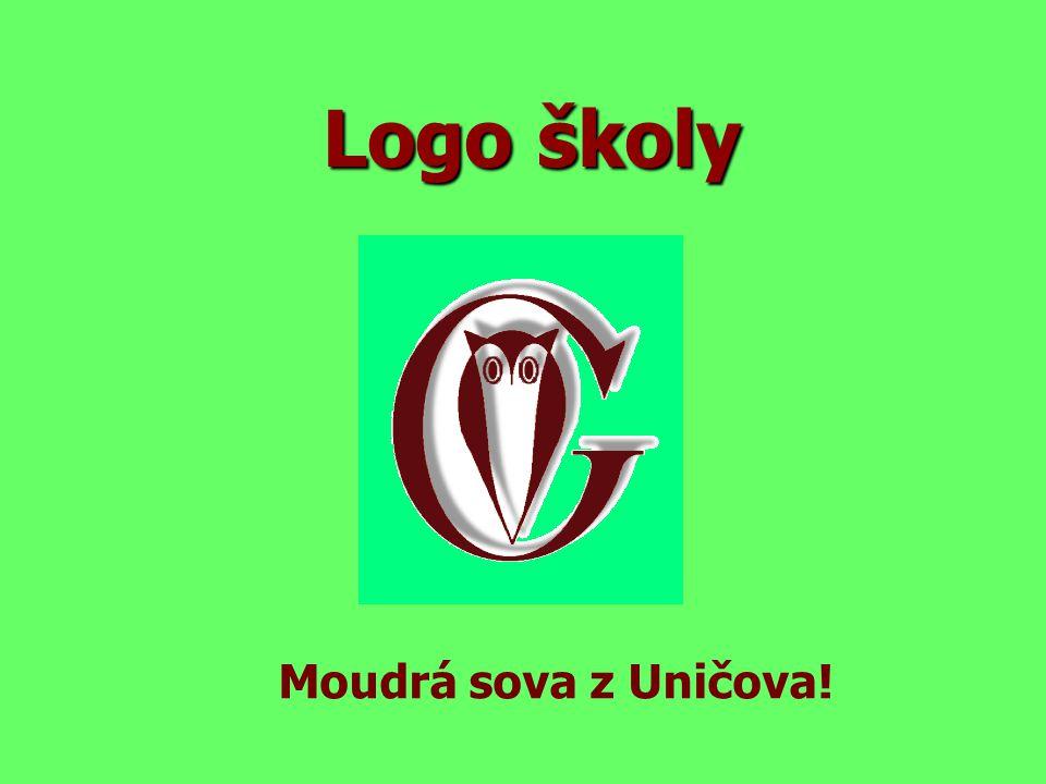 Logo školy Moudrá sova z Uničova!