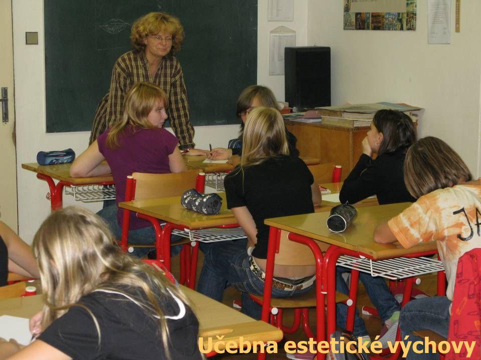 Učebna estetické výchovy