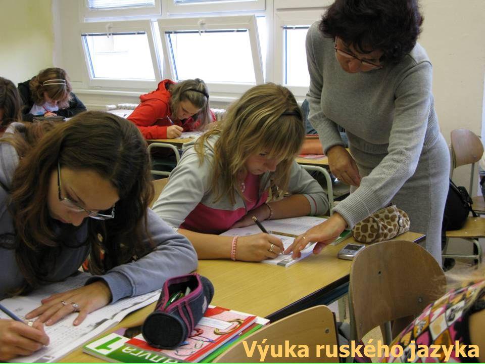 Výuka ruského jazyka