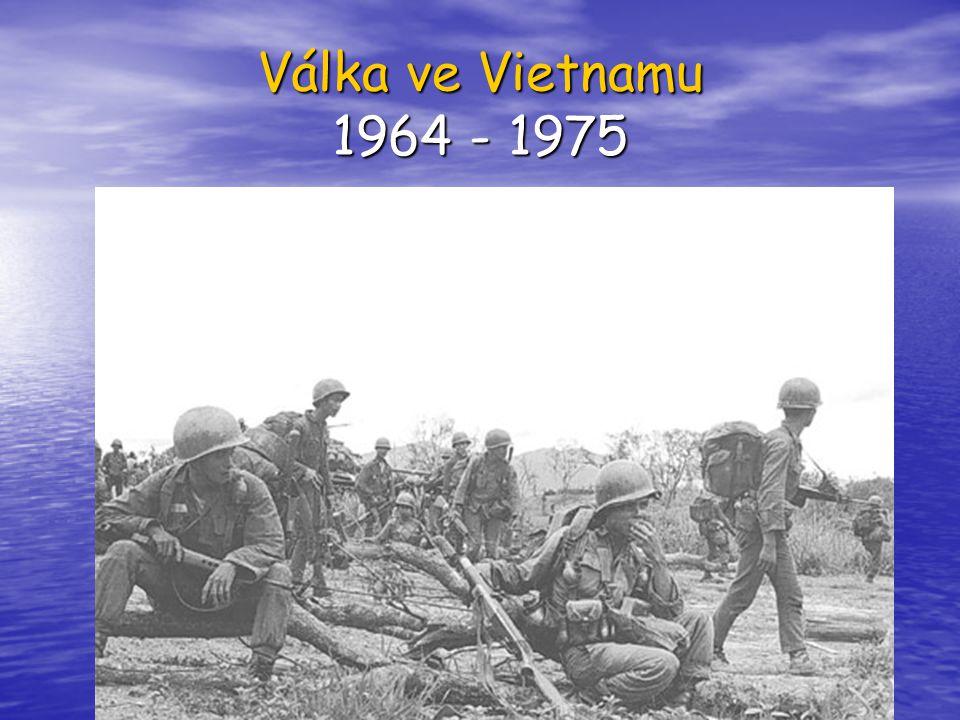Válka ve Vietnamu 1964 - 1975