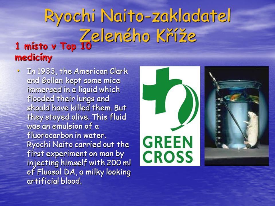 Ryochi Naito-zakladatel Zeleného Kříže