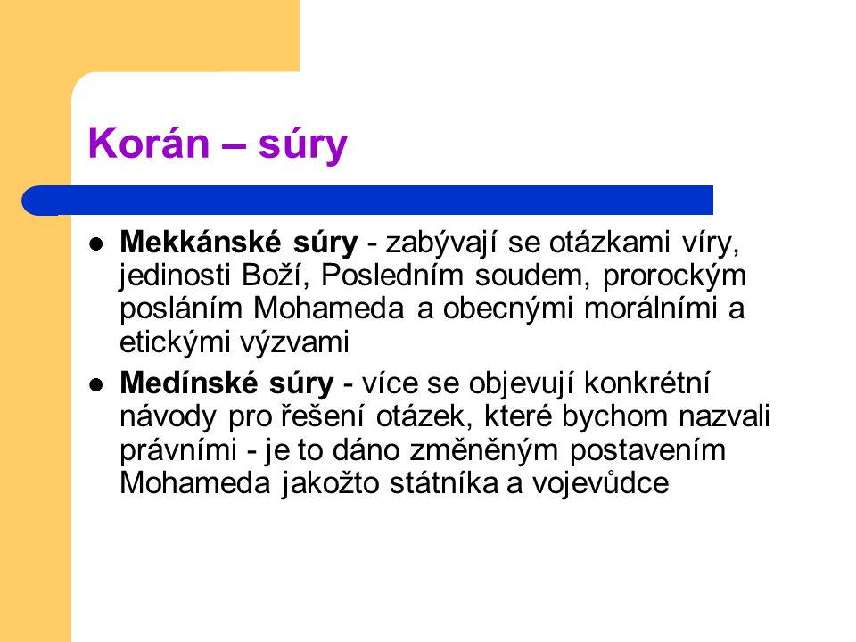 Korán – súry