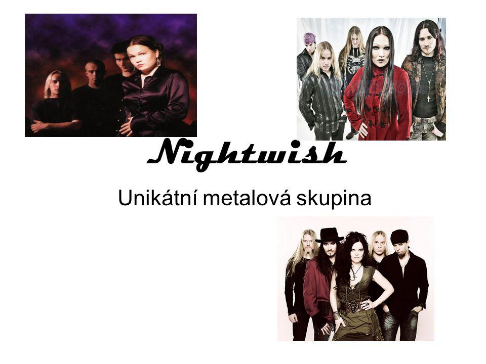 Unikátní metalová skupina