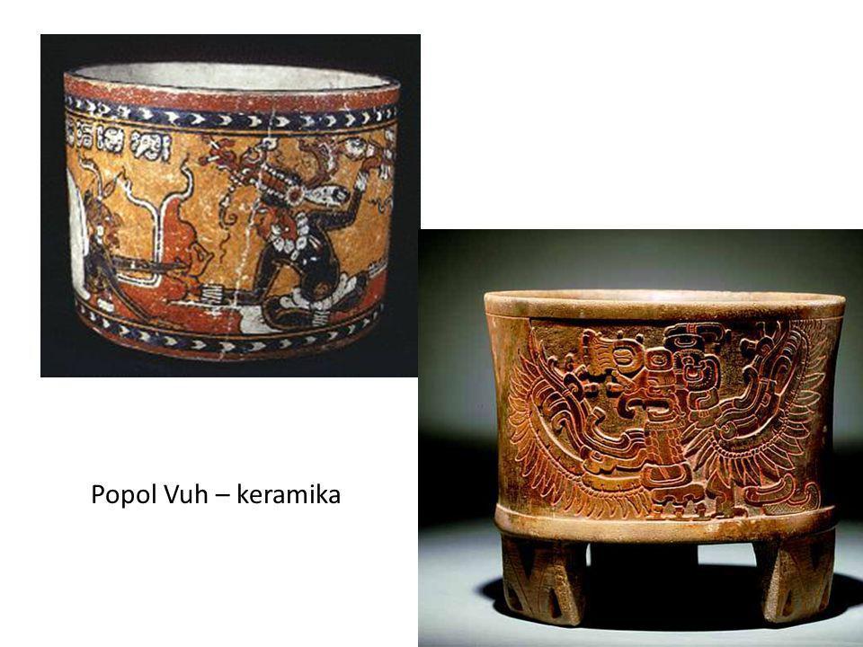 Popol Vuh – keramika