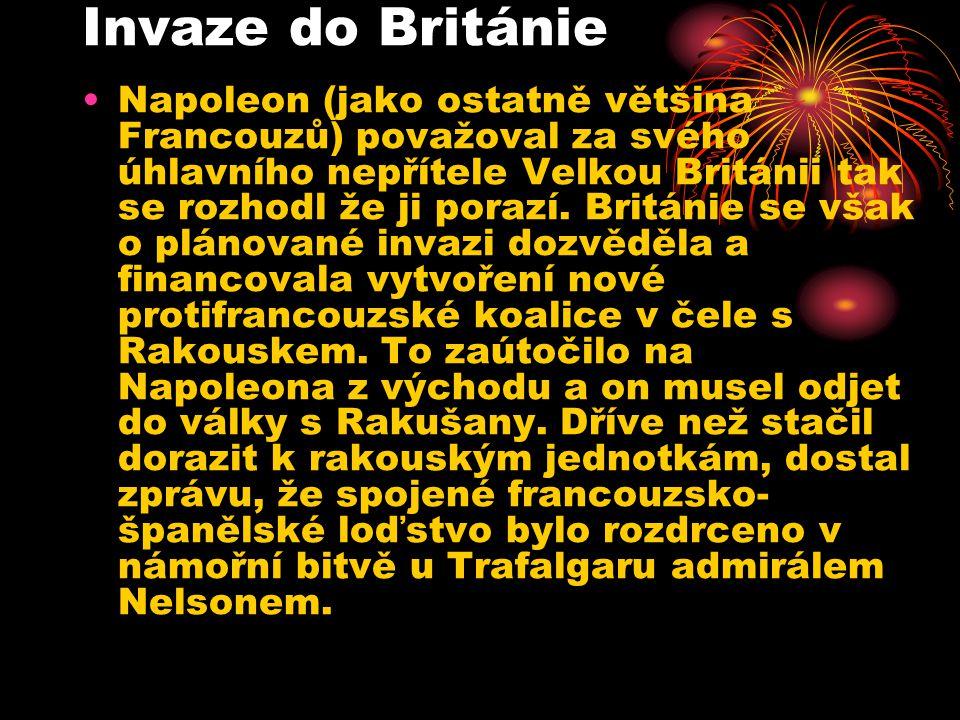 Invaze do Británie