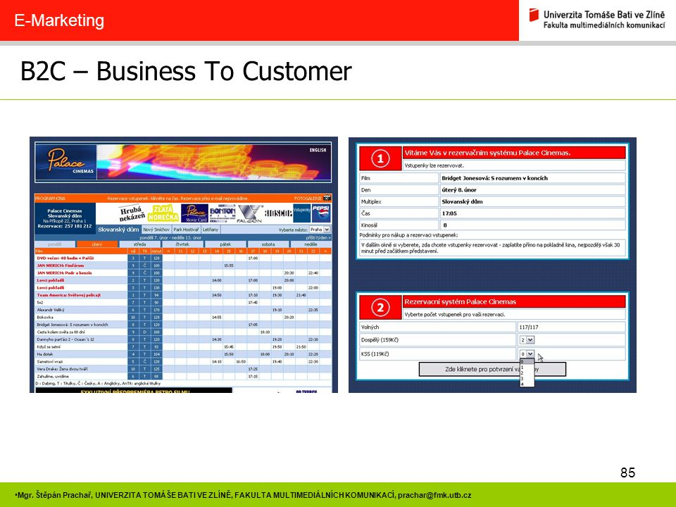 B2C – Business To Customer