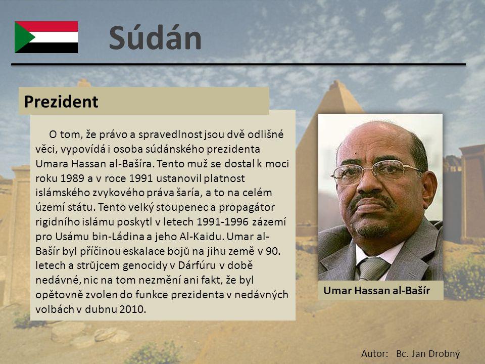 Súdán Prezident.