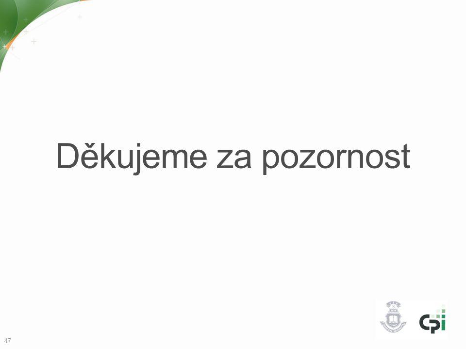 Děkujeme za pozornost www.vsb.cz