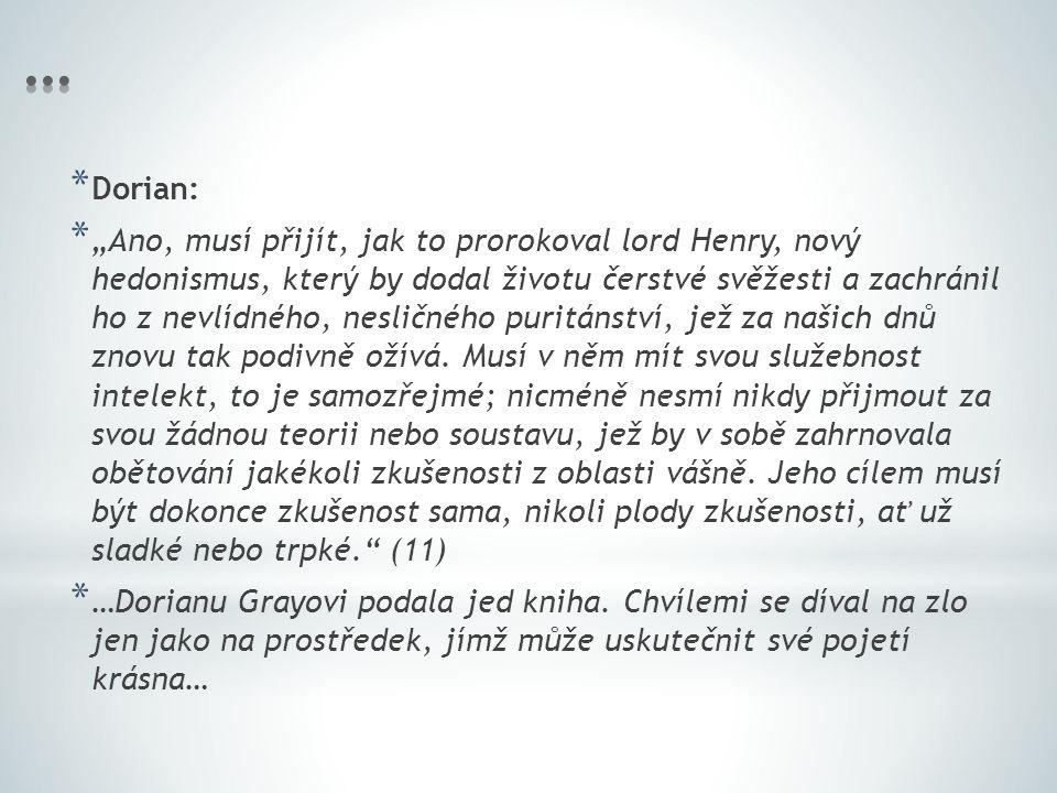 … Dorian: