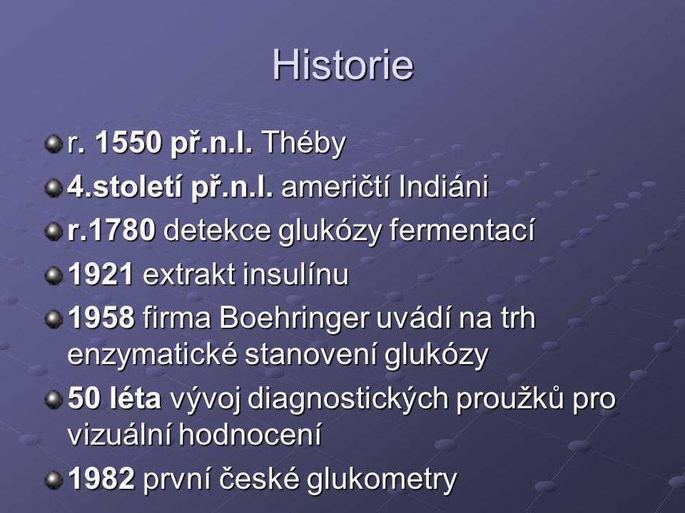Historie r. 1550 př.n.l. Théby 4.století př.n.l. američtí Indiáni
