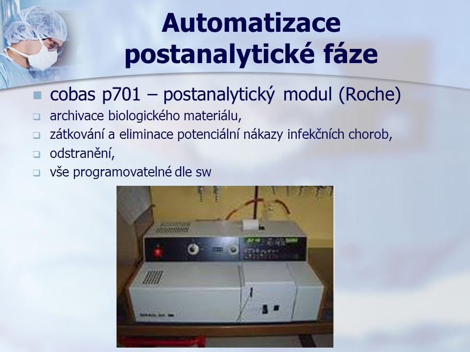 Automatizace postanalytické fáze