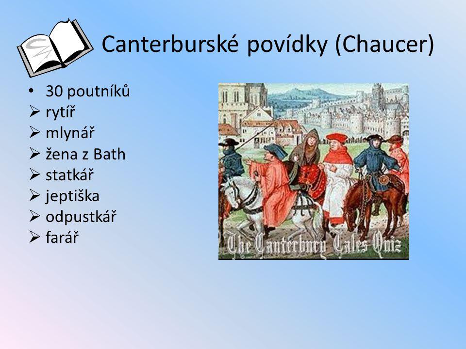 Canterburské povídky (Chaucer)