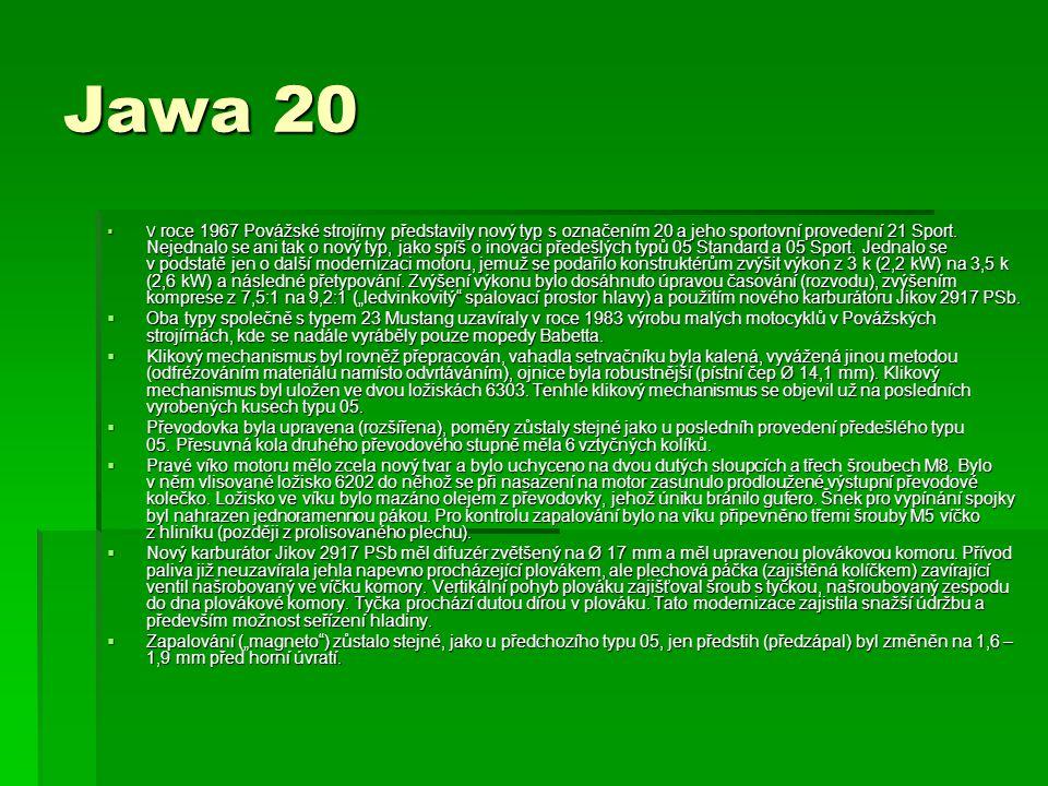 Jawa 20