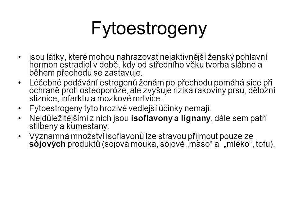 Fytoestrogeny