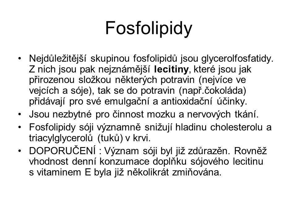 Fosfolipidy