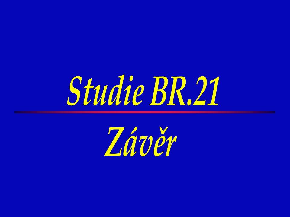 Studie BR.21 Závěr