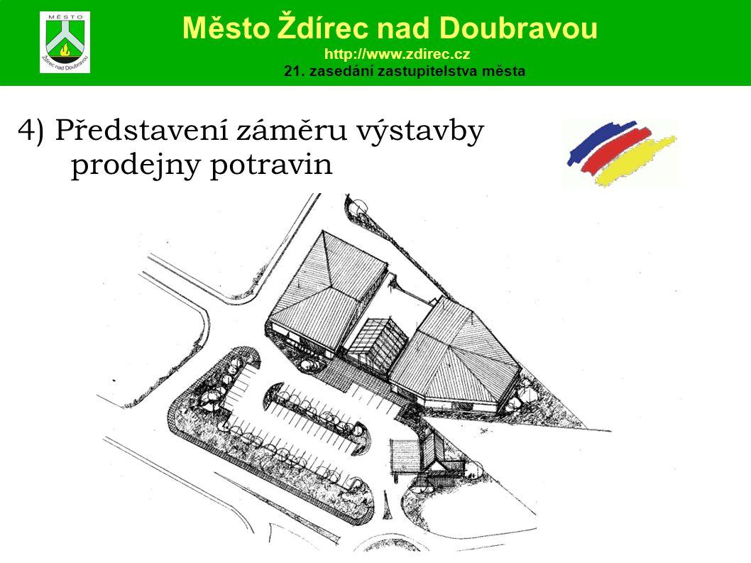 21. zasedání zastupitelstva města