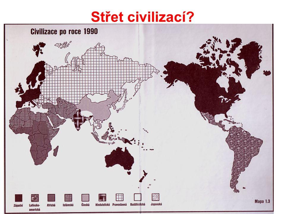 Střet civilizací