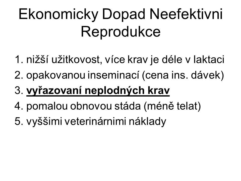 Ekonomicky Dopad Neefektivni Reprodukce