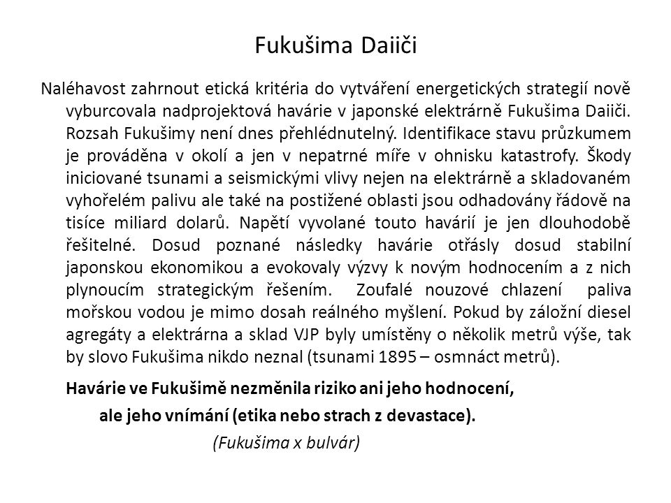 Fukušima Daiiči