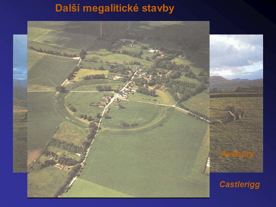 Další megalitické stavby