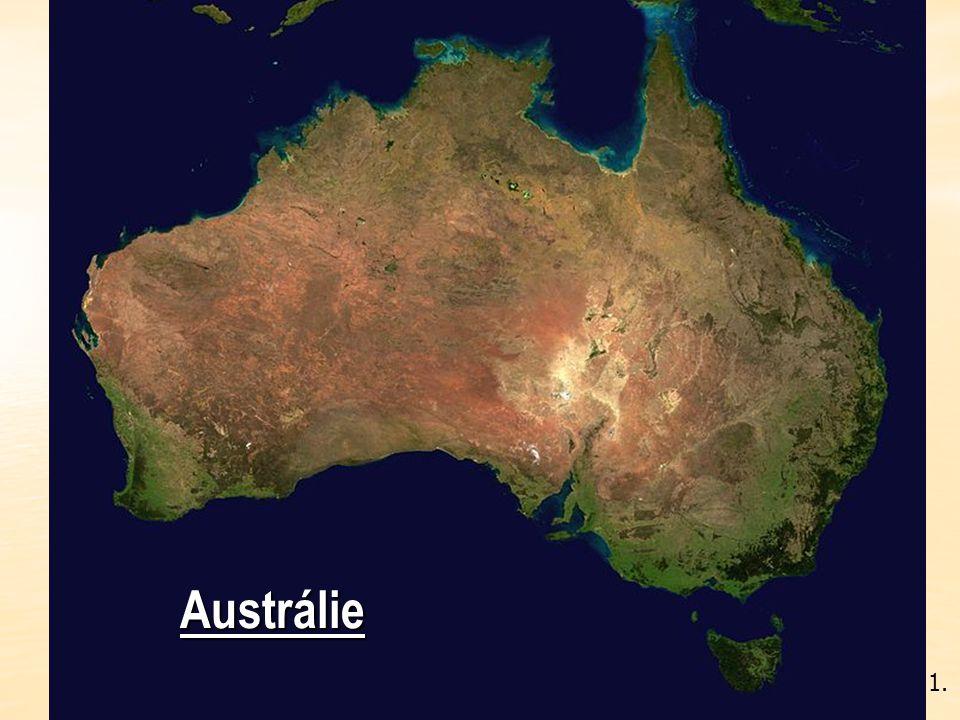 Austrálie 1.