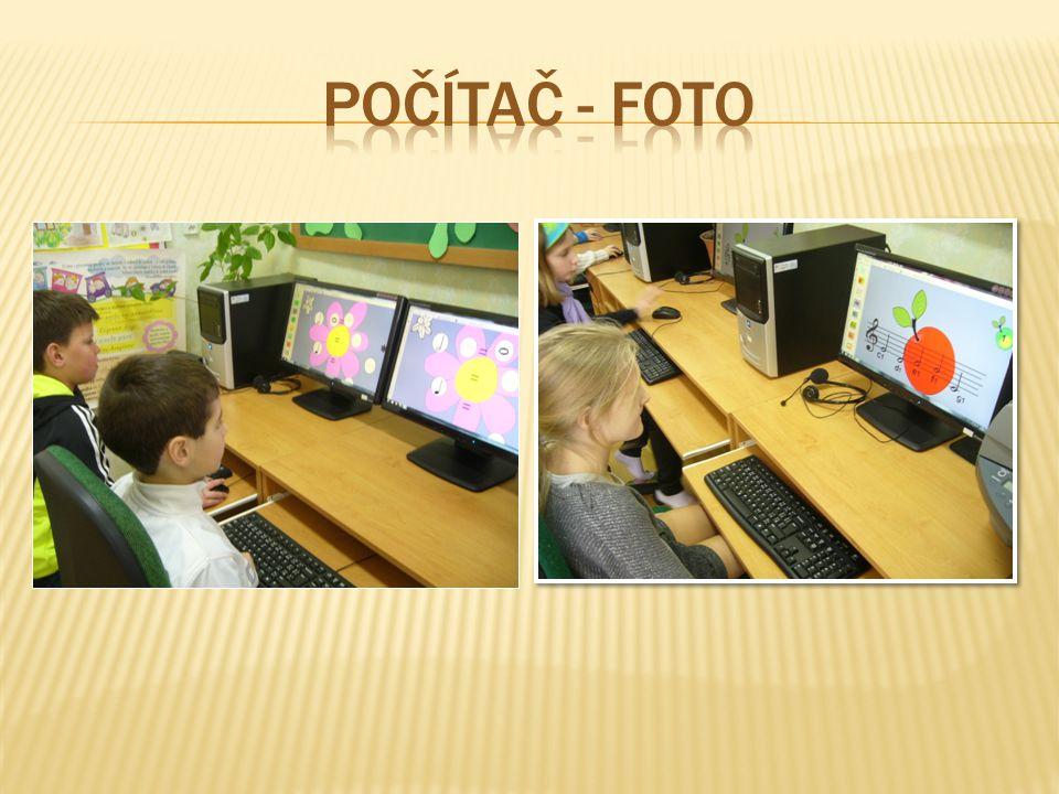 Počítač - foto