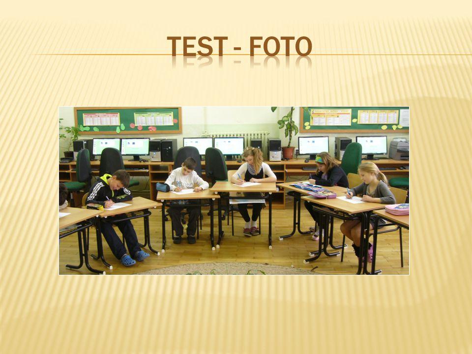 TEST - FOTO