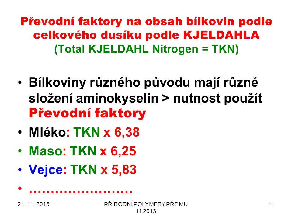 (Total KJELDAHL Nitrogen = TKN)