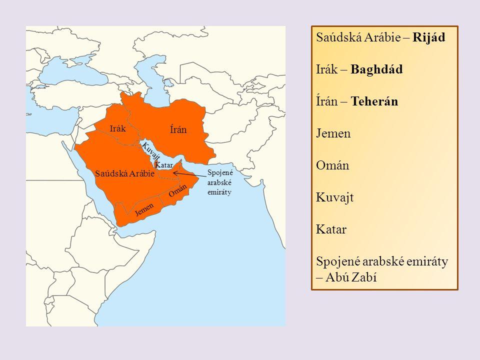 Spojené arabské emiráty – Abú Zabí