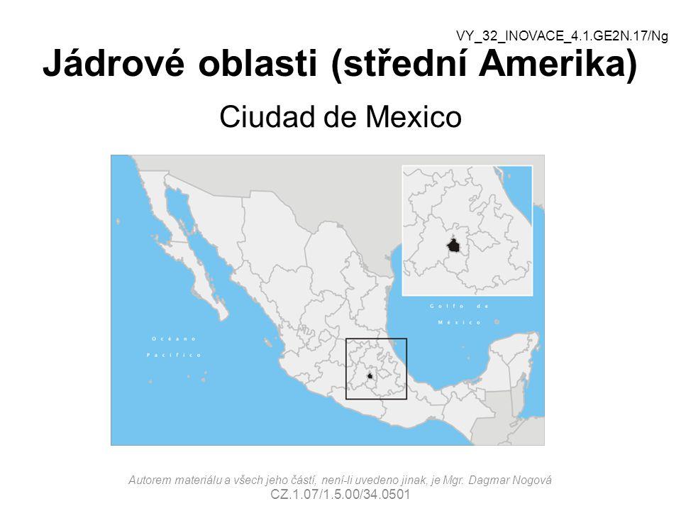 Jádrové oblasti (střední Amerika)
