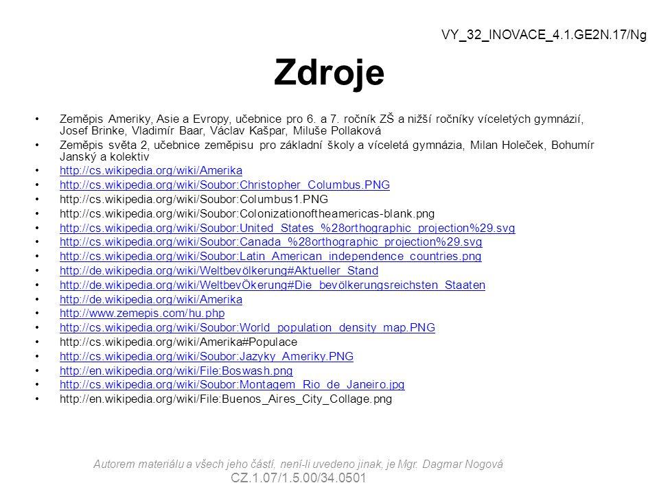 Zdroje VY_32_INOVACE_4.1.GE2N.17/Ng