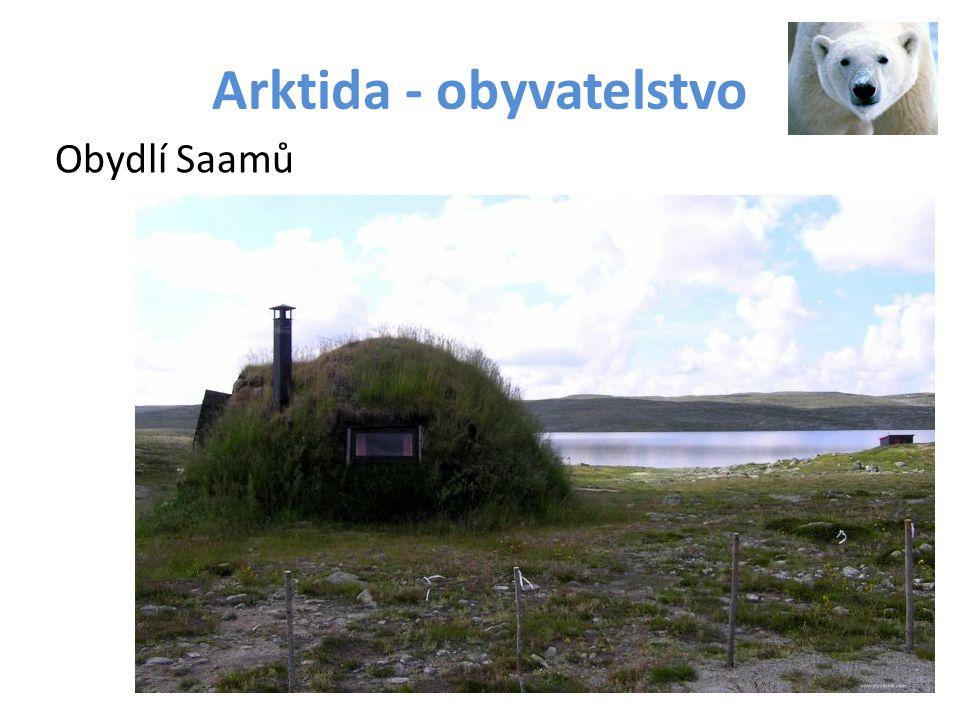 Arktida - obyvatelstvo