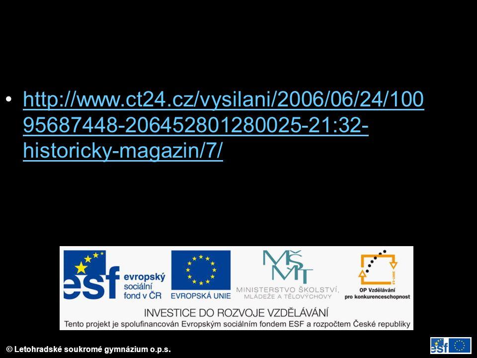 http://www.ct24.cz/vysilani/2006/06/24/10095687448-206452801280025-21:32-historicky-magazin/7/
