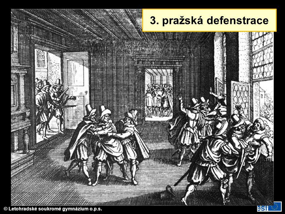 3. pražská defenstrace 2. pražská defenestrace (resp.