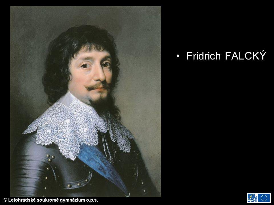 Fridrich FALCKÝ