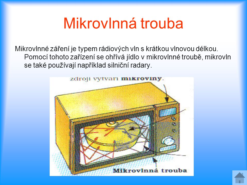 Mikrovlnná trouba