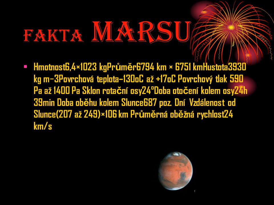 Fakta MarsU