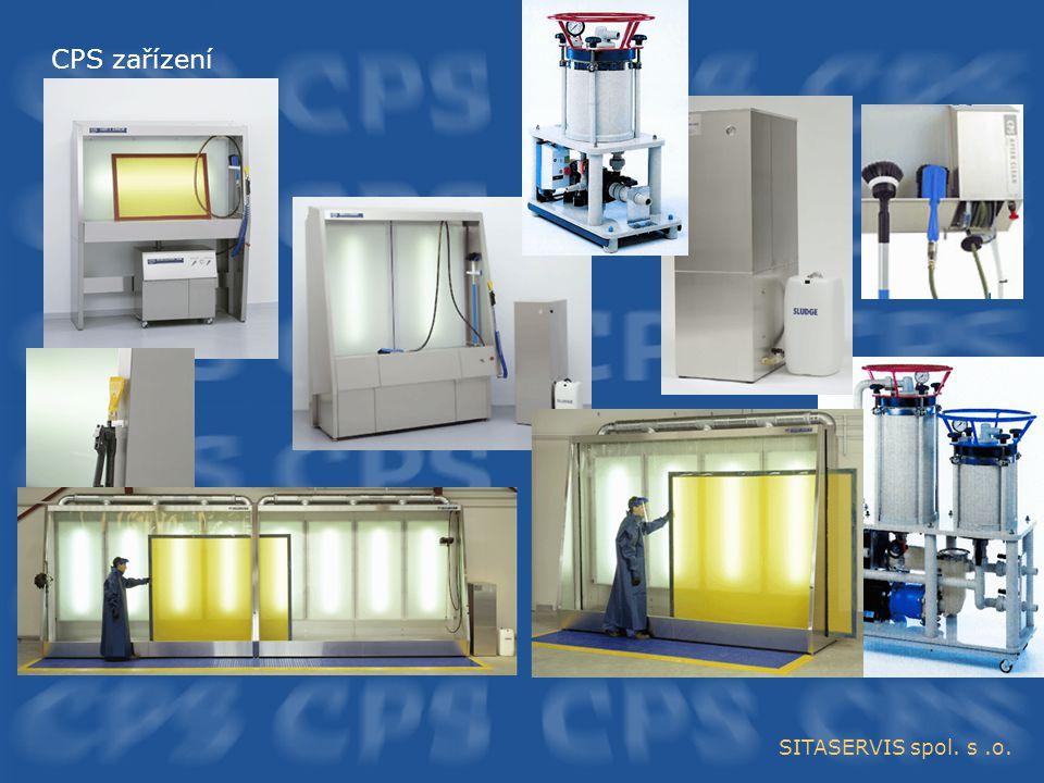 CPS zařízení SITASERVIS spol. s .o.