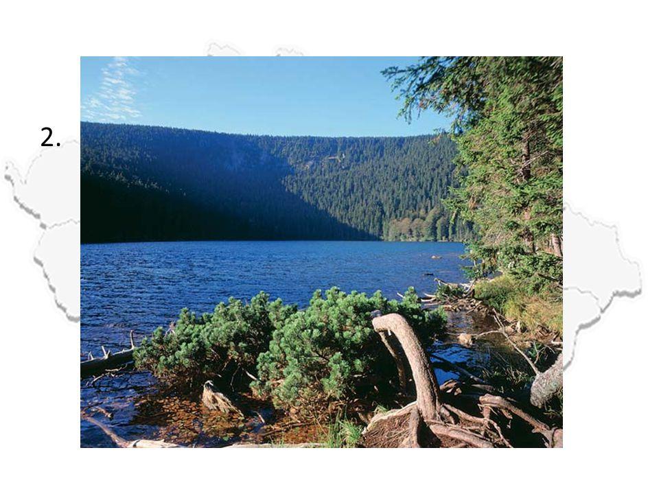 2. Černé jezero - Šumava