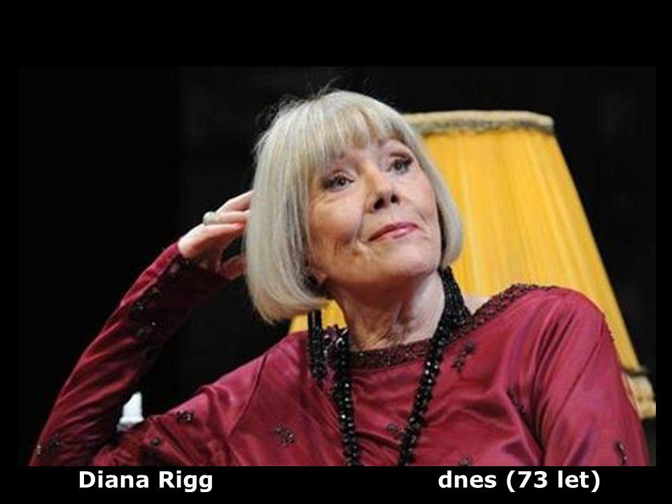 Diana Rigg dnes (73 let)