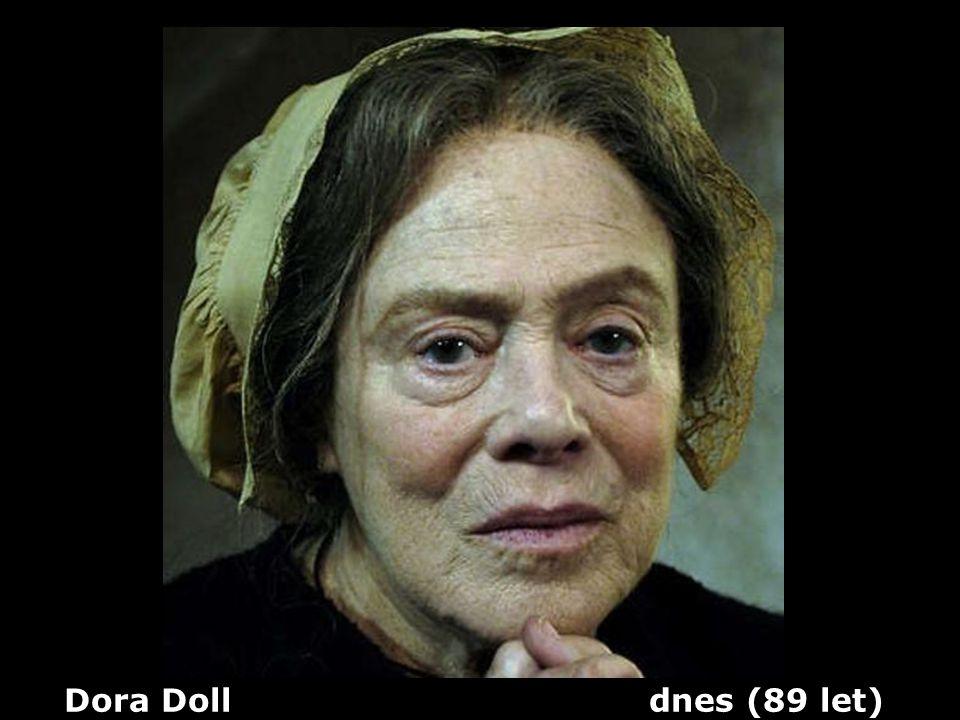 Dora Doll dnes (89 let)