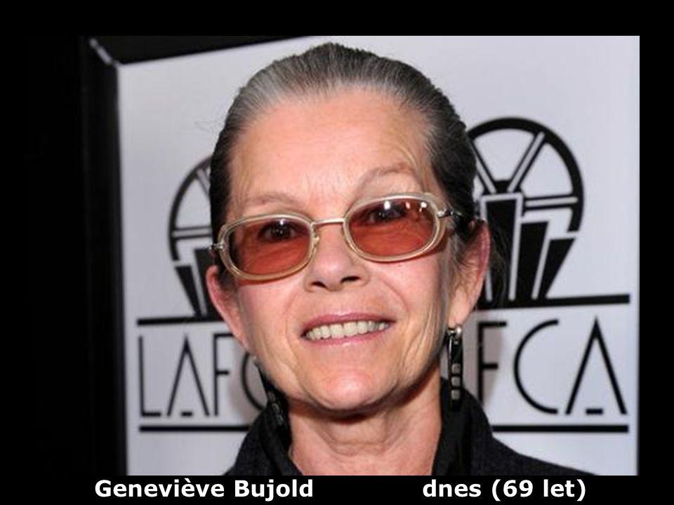 Geneviève Bujold dnes (69 let)