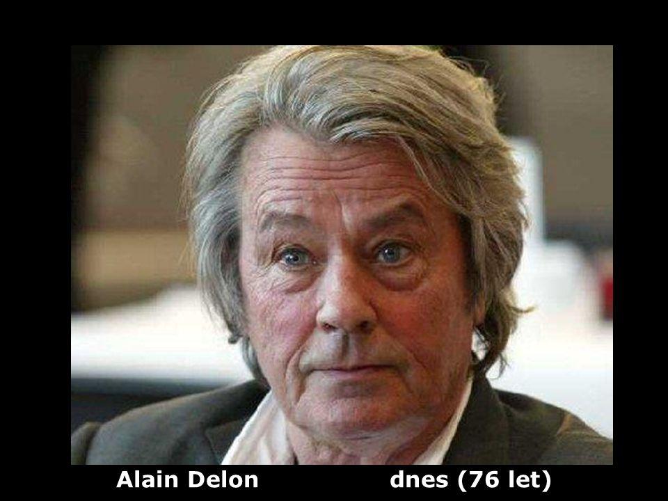 Alain Delon dnes (76 let)